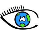 Global College Eye Logo