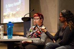 Dr. Nancy Hansen speaks on Disability Rights at CMHR