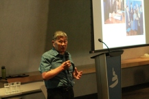 Dr. Art Miki speaks on Japanese Internment in Canada