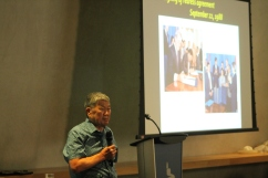 Dr. Art Miki speaks about Japanese Internment Camps in Canada